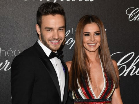 Cheryl Fernandez-Versini was given a pretty unexpected birthday gift from Liam Payne