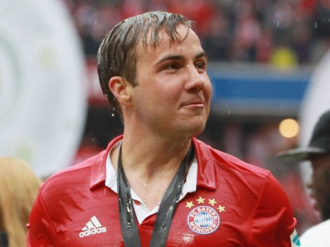 Germany boss Joachim Low tells Liverpool and Chelsea transfer target Mario Gotze to consider move