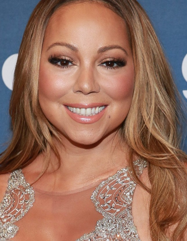 Mariah Carey was honoured at the Annual GLAAD Media Awards (Picture: Rob Kim/Getty Images)