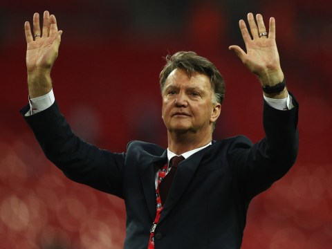 'You too, fat man!' Louis van Gaal's Manchester United career in quotes