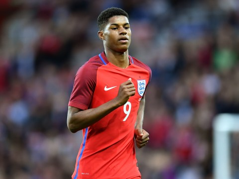 Roy Hodgson explains why he picked Marcus Rashford for England's Euro 2016 squad
