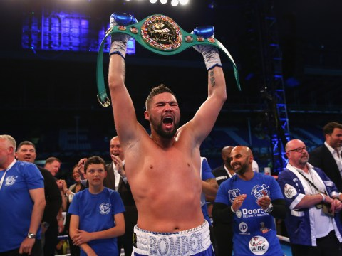 Eddie Hearn says Tony Bellew's prospective fight with David Haye is too big to ignore