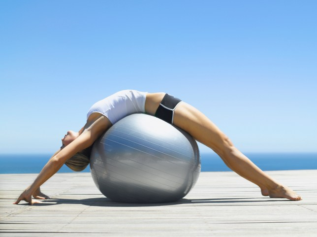Feel that Pilates stretch... (Picture: Getty)