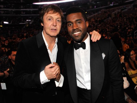 Kanye West edited Paul McCartney's voice on FourFiveSeconds so much the Beatle didn't know it was him