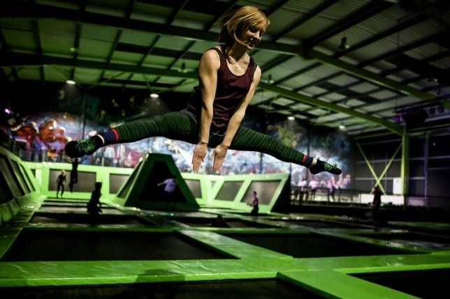London's biggest trampoline park is now open