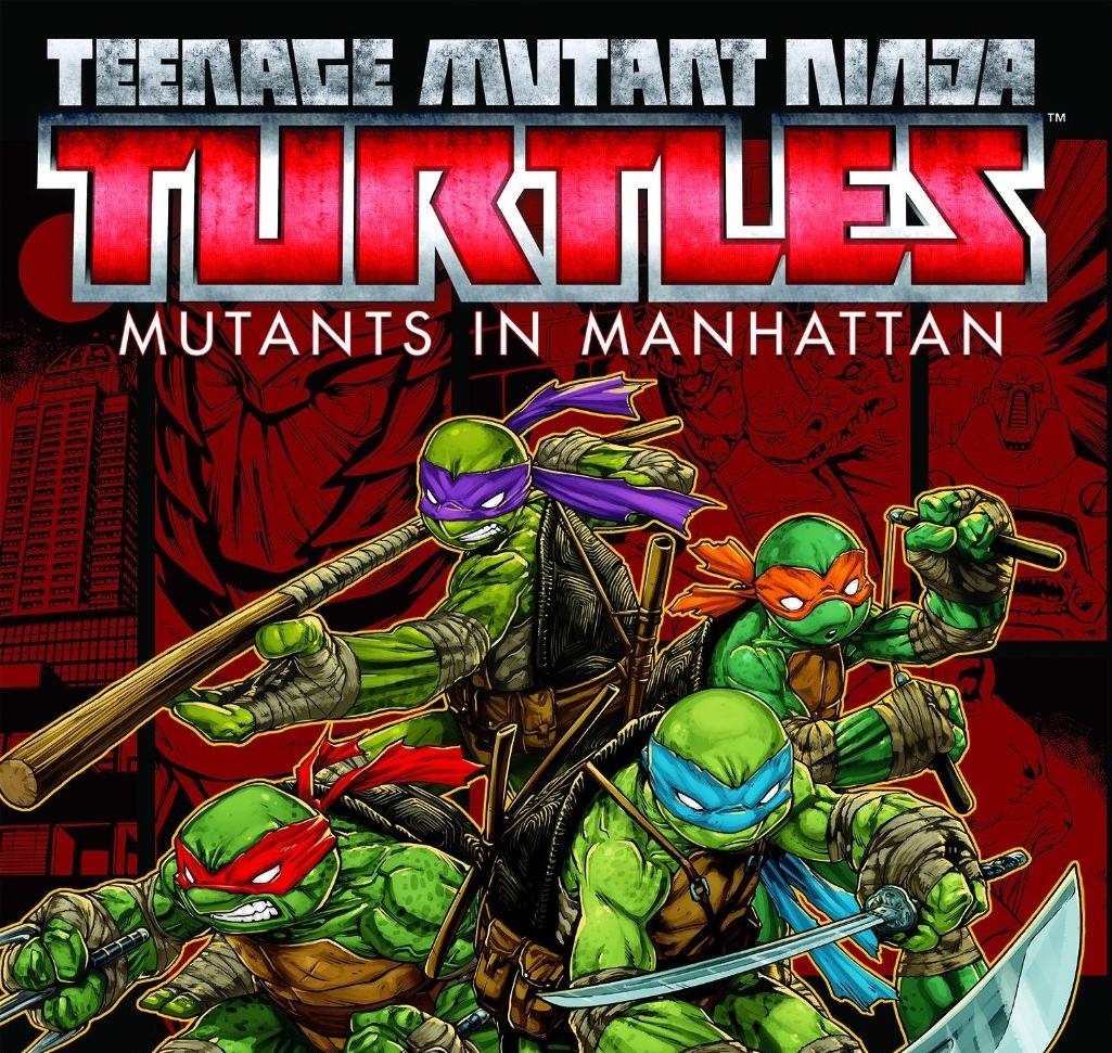 Teenage Mutant Ninja Turtles: Mutants In Manhattan review – shell-shocked