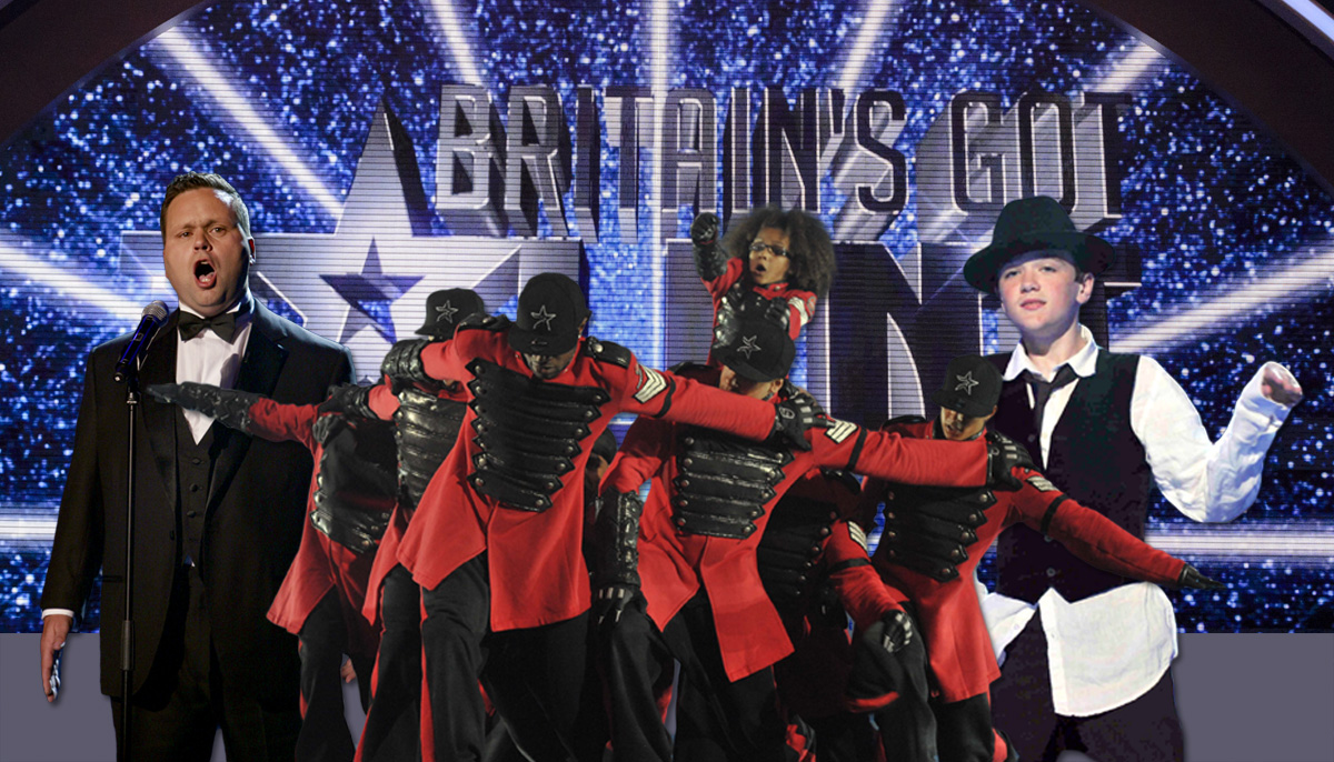 BGT: Where are the winners now? Credit: REX/Metro