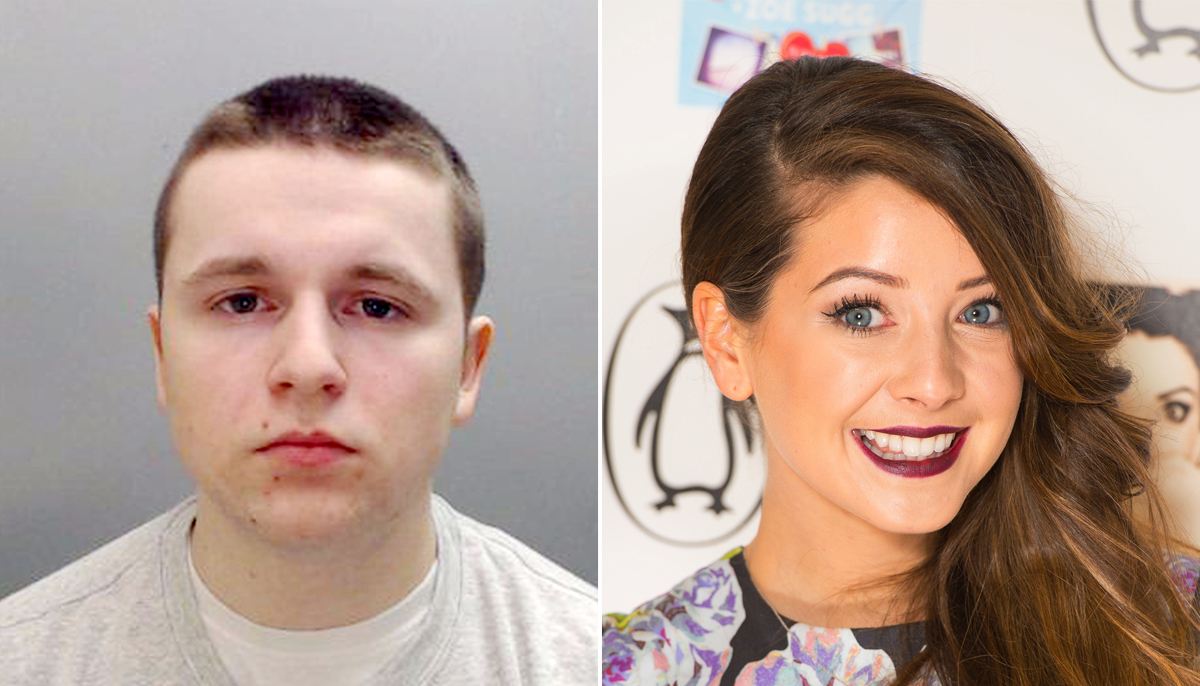 Paedophile pretended to be Zoella to groom girls online