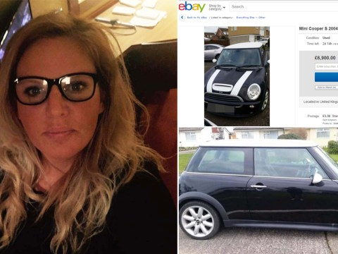 Woman's eBay listing for 'piece of excrement' Mini Cooper is refreshingly honest