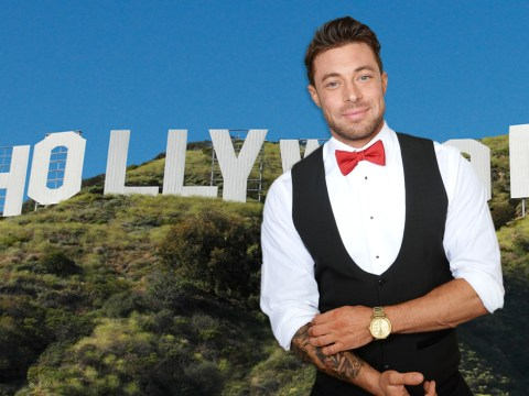Blue's Duncan James wants to crack Hollywood apparently