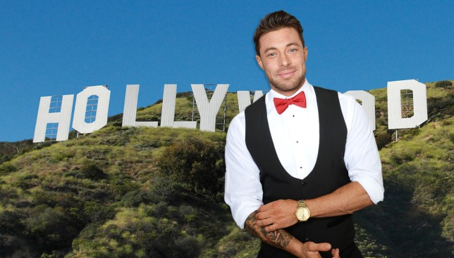 Duncan James is heading for Hollywood Credit: Getty Images