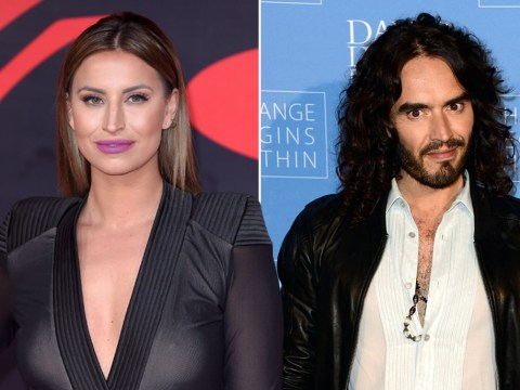 TOWIE's Ferne McCann says Russell Brand is 'great in bed'