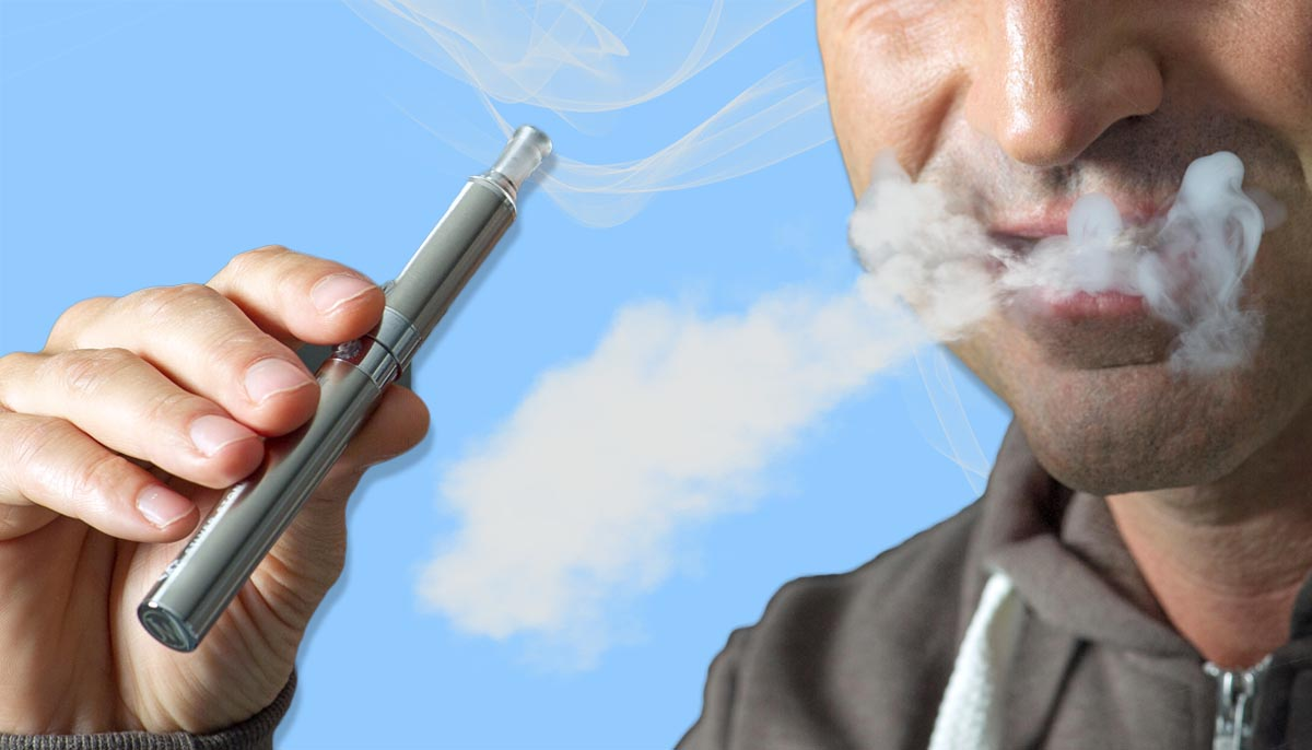 It now matters how much nicotine there is in your vape (Picture: Alamy)