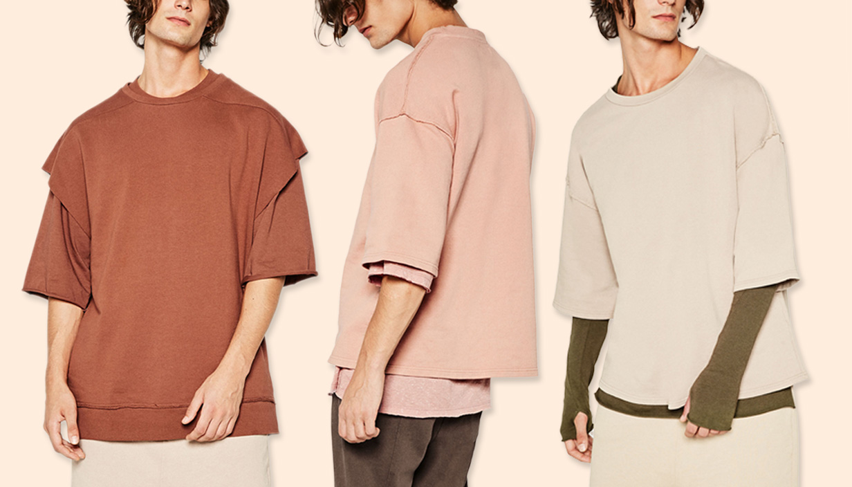 "not sure if this one is more lifestyle: ZARA Totally Rips Off YEEZY Season 2 With New ""Streetwise"" Collection Credit: ZARA"