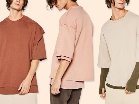 Zara's Streetwise collection has been accused of ripping off YEEZY Season 2