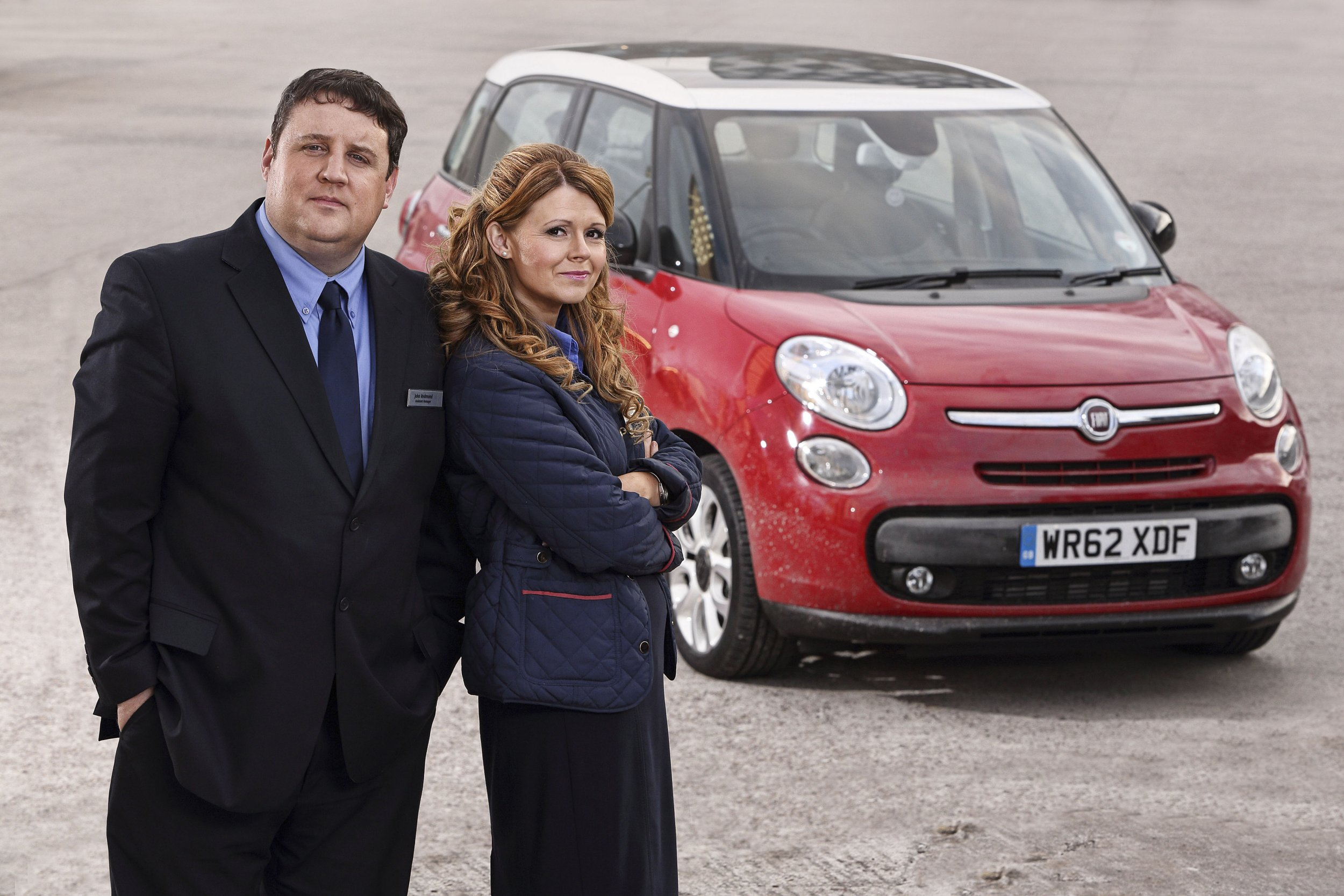 When is Peter Kay's Car Share series 2?