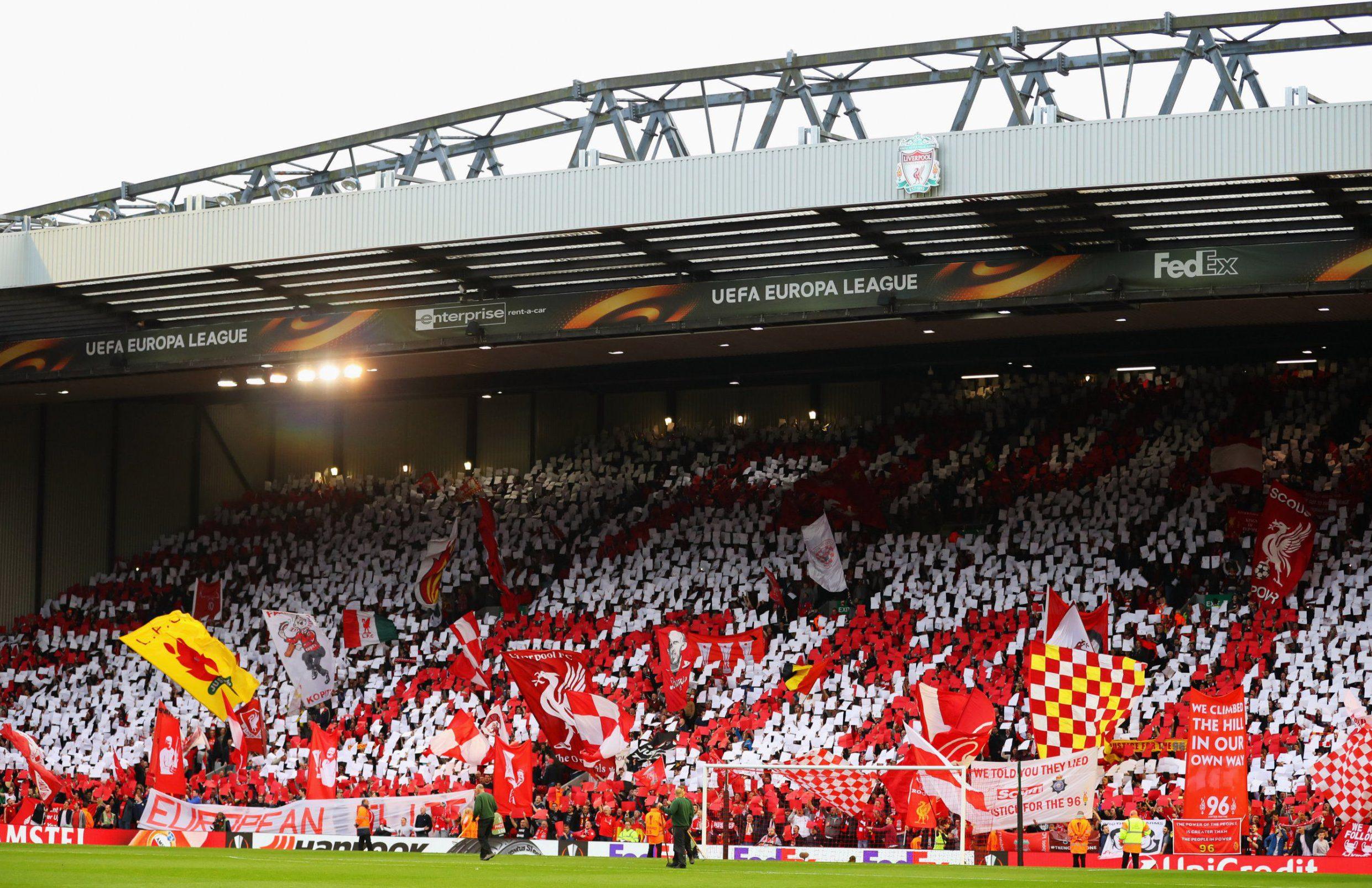 Liverpool pay emotional tribute to Hillsborough victims ahead of Villarreal Europa League semi-final