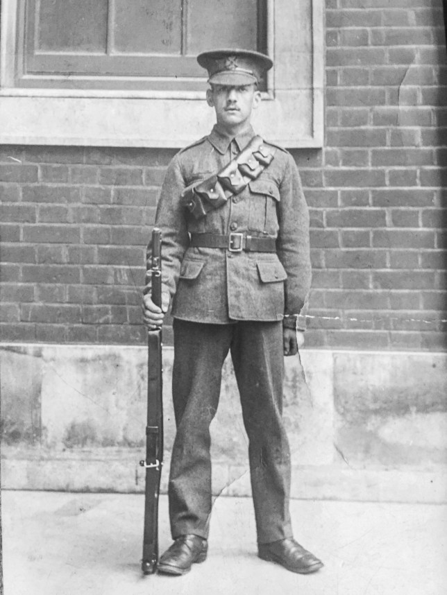 Soldier branded a deserter to be hailed a hero - 100 years after he died in First World War