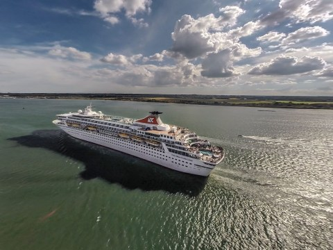 Norovirus spreads to 1 in 4 passengers on British cruise ship