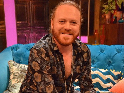 Keith Lemon finally reveals why he wears a bandage on his right hand (you'll never guess)