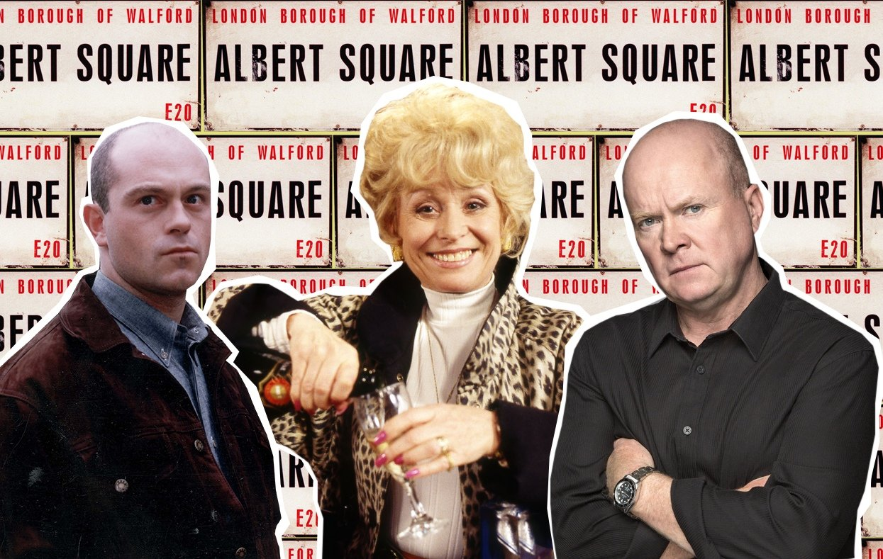 Television programme: Eastenders. Picture shows: Ross Kemp as Grant Mitchell outside the Queen Vic. ...ACTOR