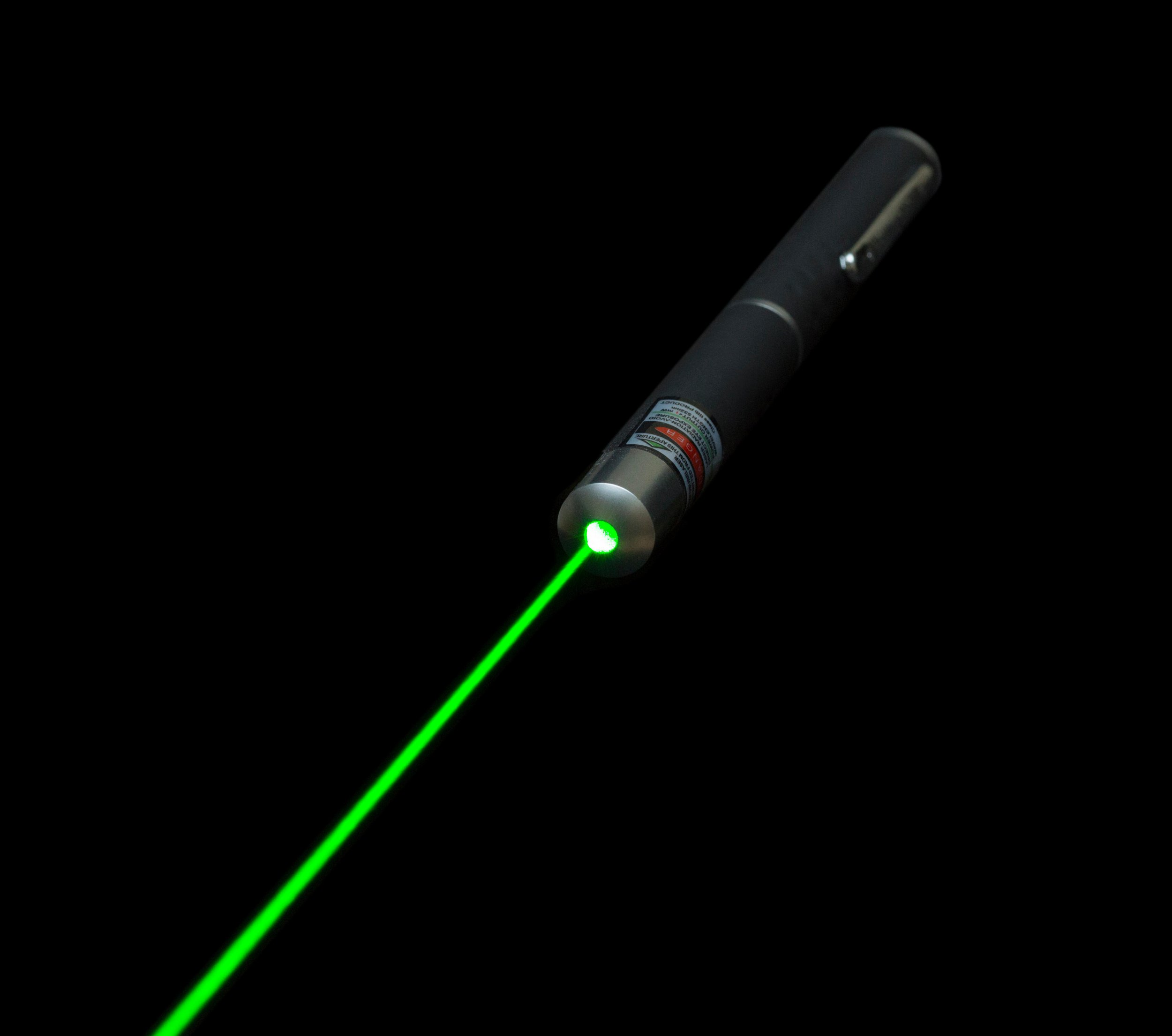 FH66JP green laser pen. Image shot 2014. Exact date unknown.