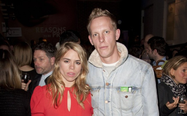 Laurence Fox in extraordinary on-stage rant blaming Billie Piper's mum for marriage breakdown
