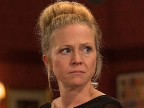 Kellie Bright's husband popped up as a character in EastEnders – did you spot him?