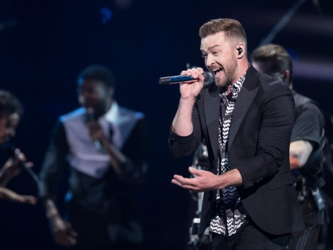 Justin Timberlake threatens to steal the show at 2016 Eurovision Song Contest