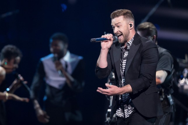 Justin Timberlake threatens to steal the show at 2016