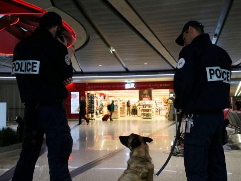 Charles de Gaulle airport in Paris evacuated due to 'suspicious package'