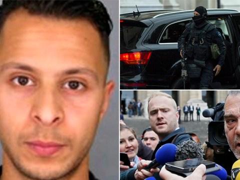 Terror suspect Salah Abdeslam questioned in court over Paris attacks