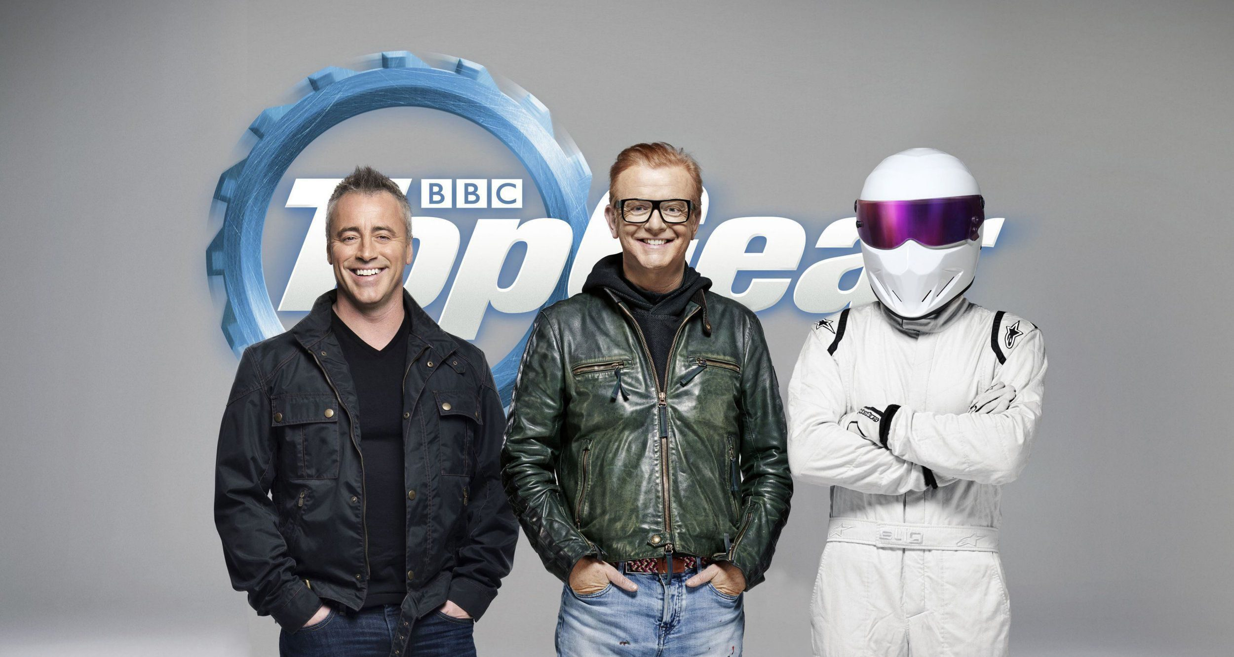 Actor Matt LeBlanc with Chris Evans and The Stig, as LeBlanc has said he cannot believe the reaction to his Top Gear appointment. For use in UK, Ireland or Benelux countries only Undated BBC handout photo of Friends PRESS ASSOCIATION Photo. Issue date: Friday February 5, 2016. The revamped version of the BBC show is due to air in May, with the American star joining Chris Evans at the helm. See PA story SHOWBIZ TopGear. Photo credit should read: BBC/PA Wire NOTE TO EDITORS: This handout photo may only be used in for editorial reporting purposes for the contemporaneous illustration of events, things or the people in the image or facts mentioned in the caption. Reuse of the picture may require further permission from the copyright holder.