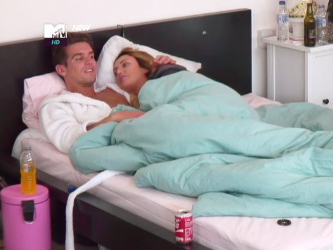 Are Geordie Shore's Gaz Beadle and Charlotte Crosby back on?