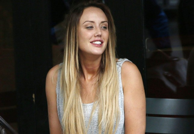Mandatory Credit: Photo by Beretta/Sims/REX/Shutterstock (5694651s) Charlotte Crosby Geordie Shore Cast out and about, London, Britain - 25 May 2016