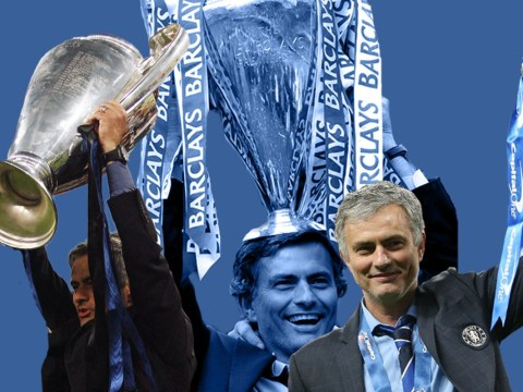 Jose Mourinho's career in pictures as ex-Chelsea boss named Manchester United manager