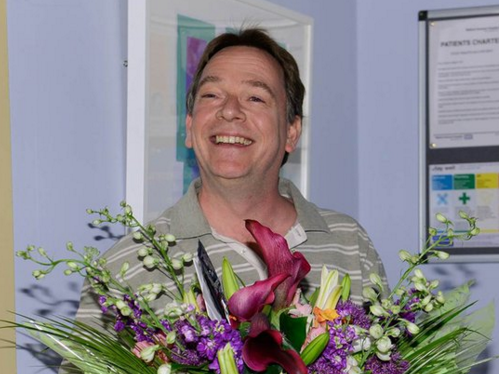 Adam Woodyatt just filmed his 3000th episode of EastEnders