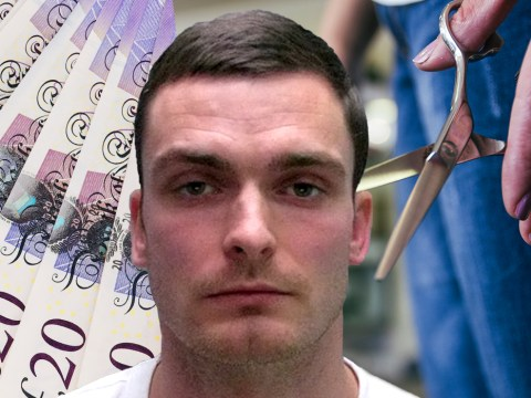 Adam Johnson 'working as a barber earning £20 a week in prison'
