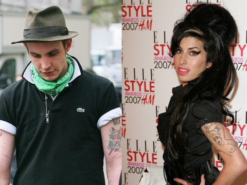 Amy Winehouse's ex Blake Fielder-Civil 'on the run from police'