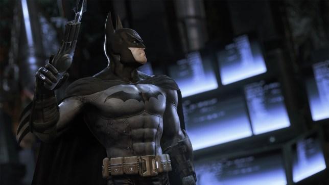 Batman: Return To Arkham - a better looking Bats