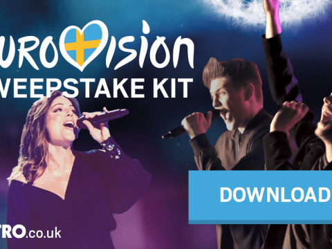 Eurovision Song Contest sweepstake kit 2016: Download and print your free cut-out guide