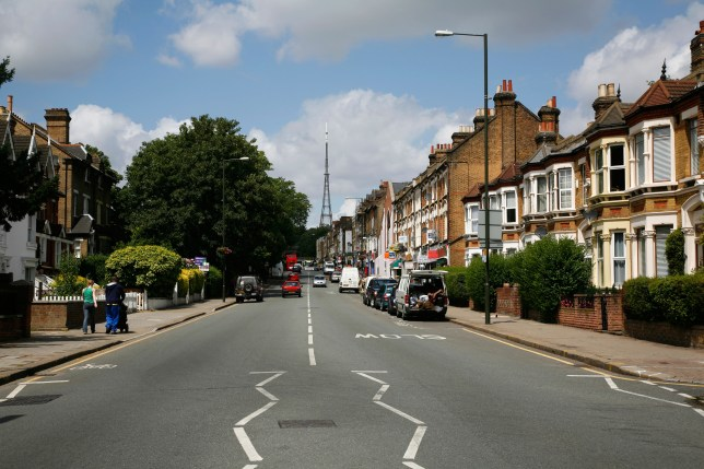 Sydenham - nicer than you might think (Picture: Google Street View)