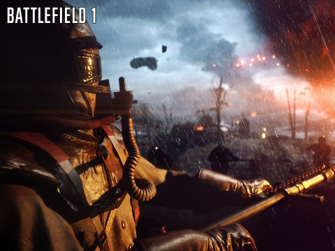 Battlefield 1 interview – 'Before we start looking at making things up, let's look at what history provides us'