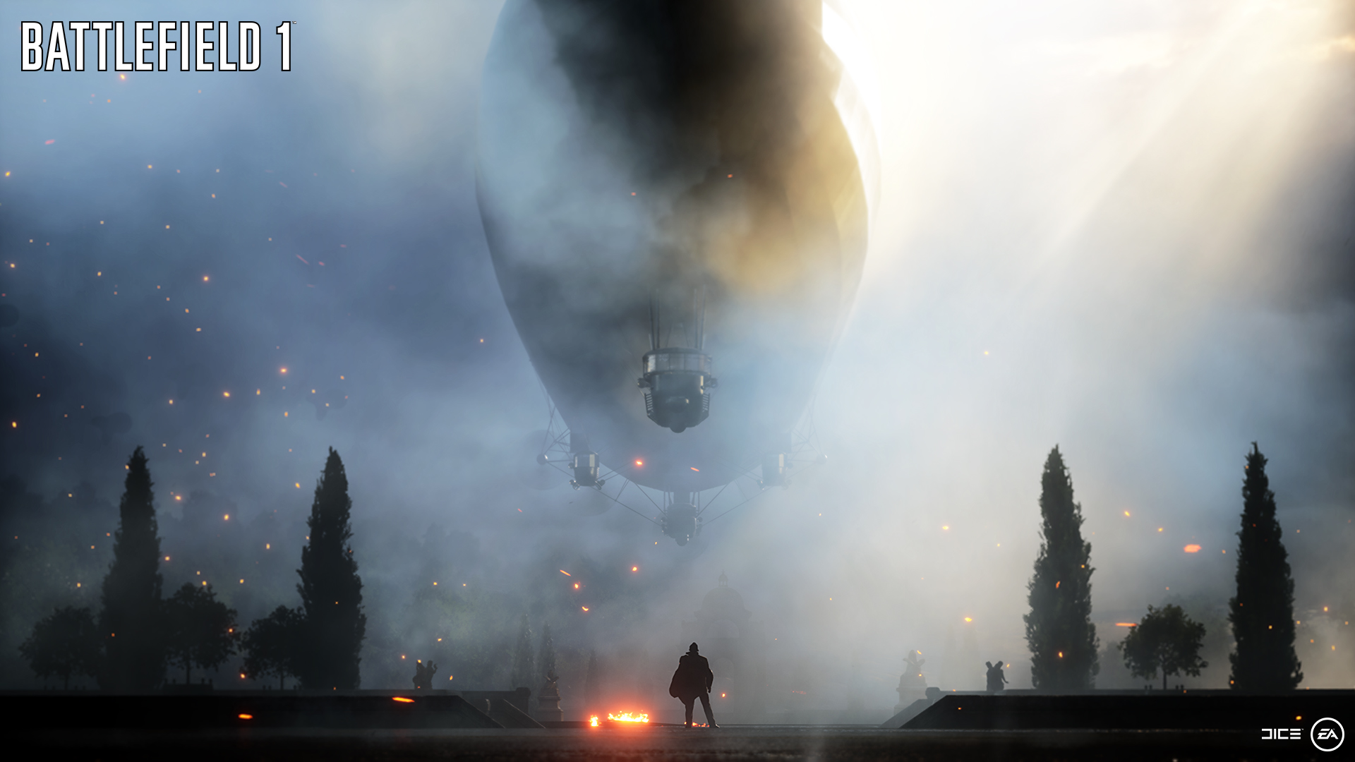 Battlefield 1 - The Great War gets the DICE treatment
