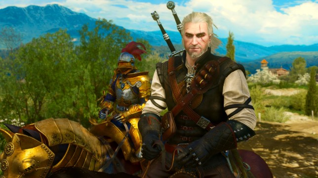 The Witcher 3: Blood And Wine screenshot