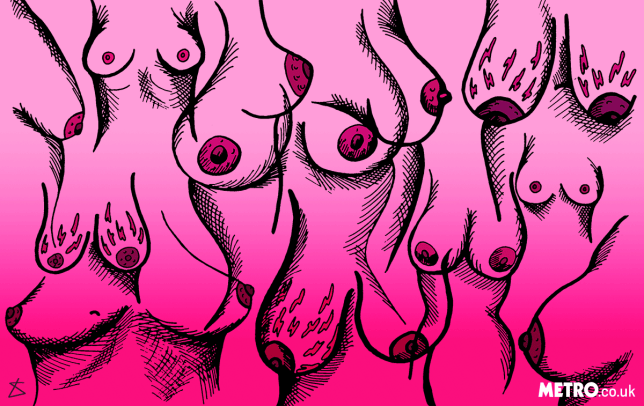 6 of the biggest myths about your boobs debunked Liberty-Antonia-Sadler_Metro