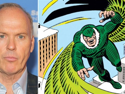 Michael Keaton set 'to play villain Vulture' in Spider-Man: Homecoming