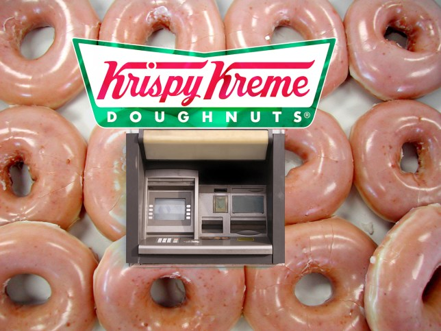 CAB0MX Mar 15, 2004; Los Angeles, CA, USA; Krispy Kreme Doughnuts, long known for its high-calorie treats, says it plans to offer a low-sugar doughnut to attract dieters and diabetics. Exactly how low the sugar content would be was unclear. Krispy Kreme spokeswoman Amy Hughes said the new doughnut is s