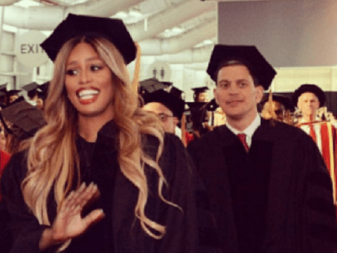 David Miliband hung out with Laverne Cox and people are confused
