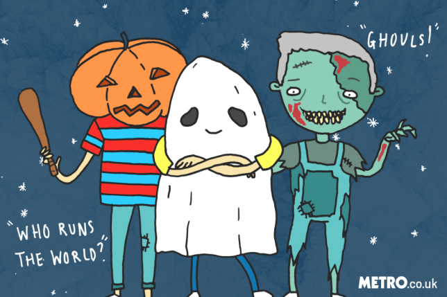 9 ways to have a vegan Halloween